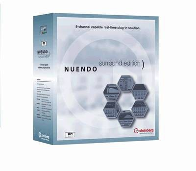 Steinberg Nuendo Surround Edition Plugin Bundle