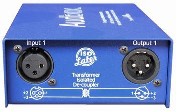 ARX ISO Later Duo DI-Box trafosymetrisch