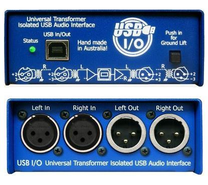 ARX USB-I/O Audio In/Out Interface