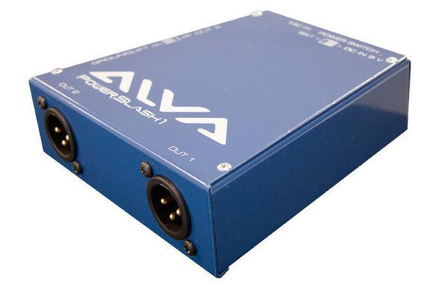 ALVA Powerslash 1 Phantom- und Splittbox