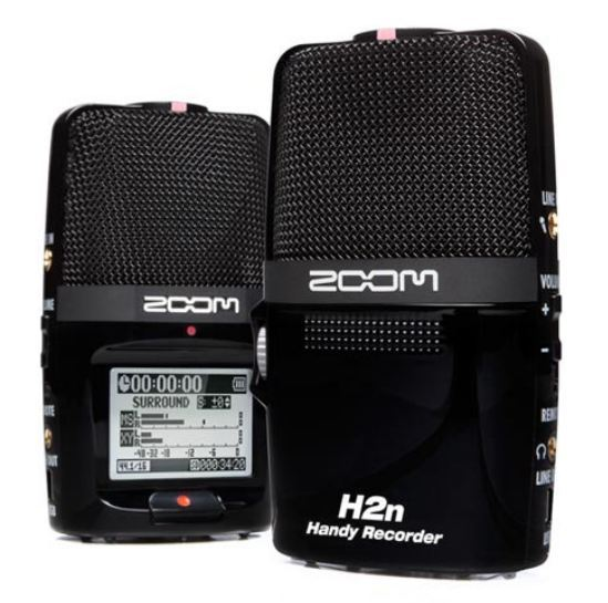 ZOOM H2n Mobile Recorder
