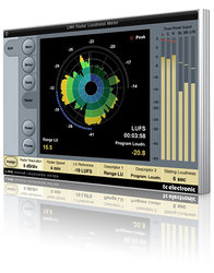 TC Electronic LM6 Radar Loudness Meter Plugin Native, Box