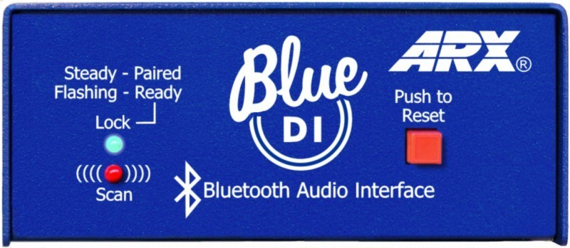 ARX Blue-DI Bluetooth DI Box & Interface