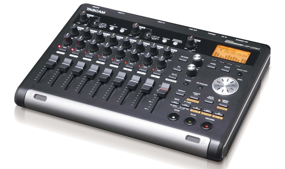 TASCAM DP-03SD 8-Spur-Digital-Portastudio