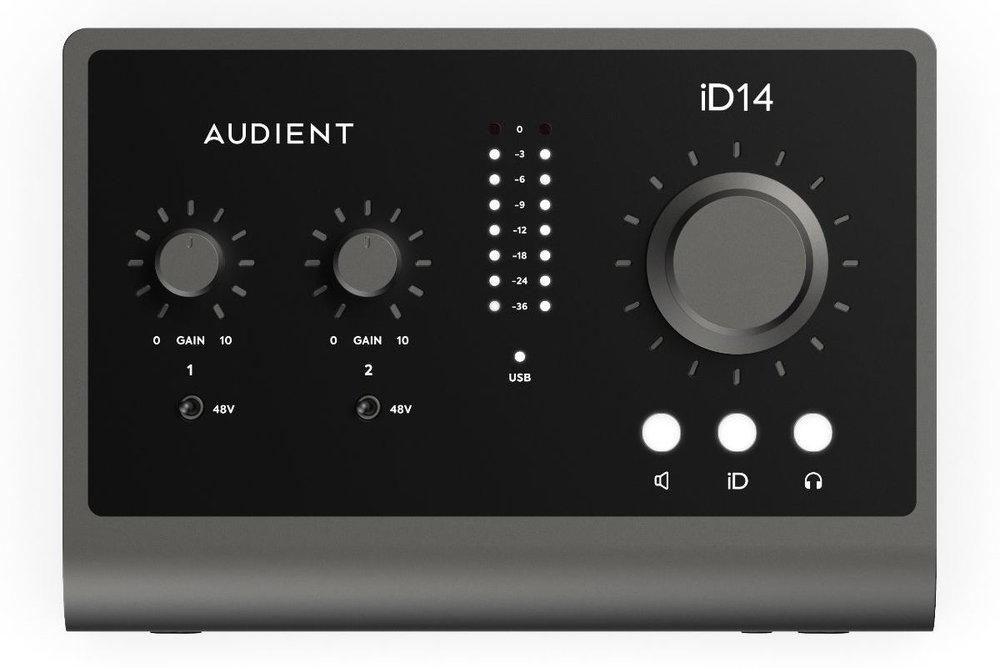 Audient ID14 USB-Audiointerface