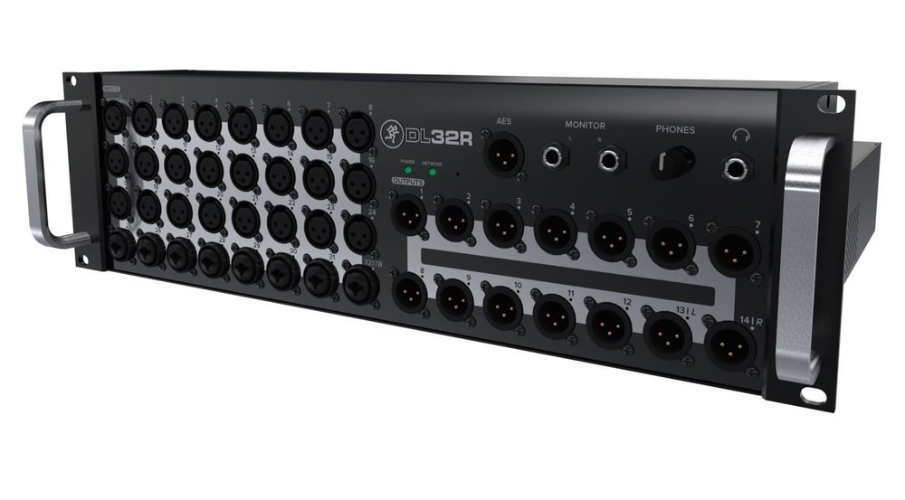 Mackie DL32R 32-Kanal Digital Mixer