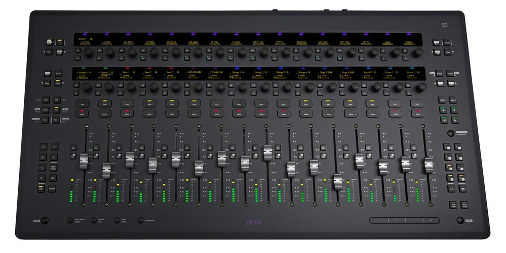 AVID Konsole Control Surface S3