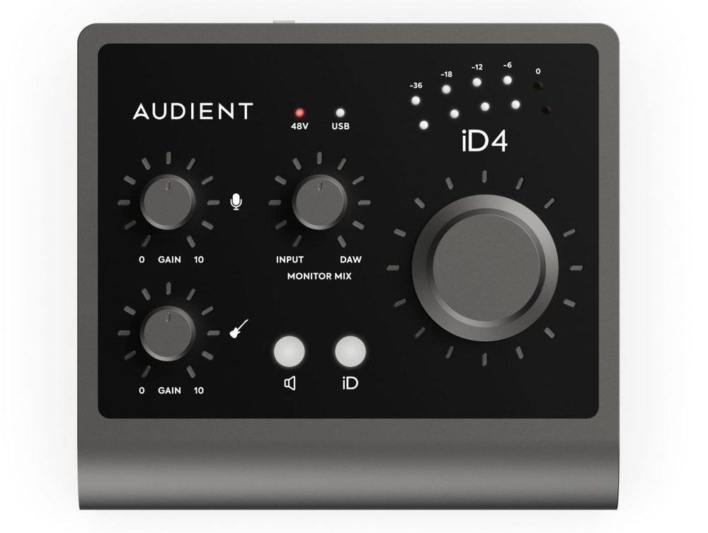 Audient ID4 USB-Audiointerface