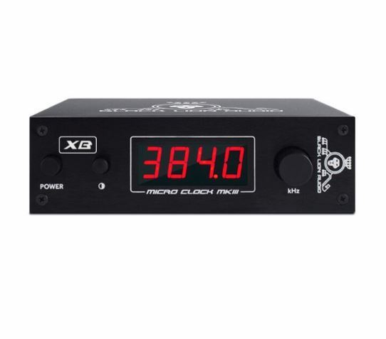 Black Lion Audio Micro Clock MK3 XB Word Clock Generator