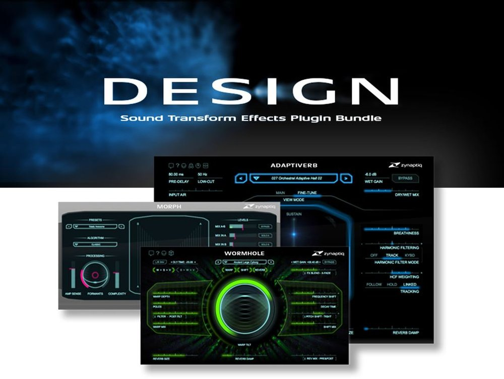 Zynaptiq Design Bundle Education ESD Lizenz