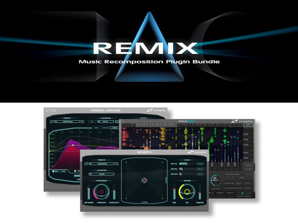 Zynaptiq ReMix Bundle Education ESD Lizenz