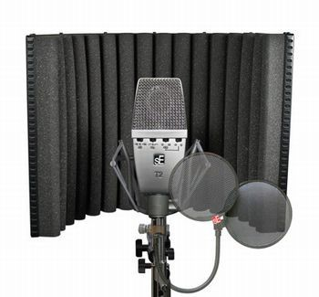 SE-Electronics T2 Studio Bundle