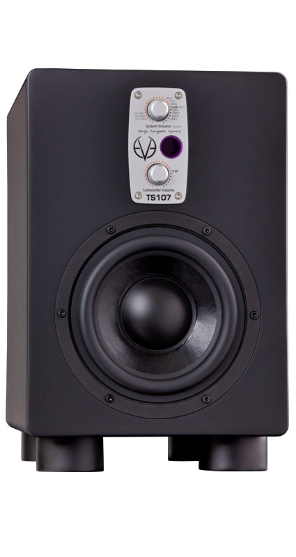 EVE audio TS107 Aktiver 7 Zoll Subwoofer