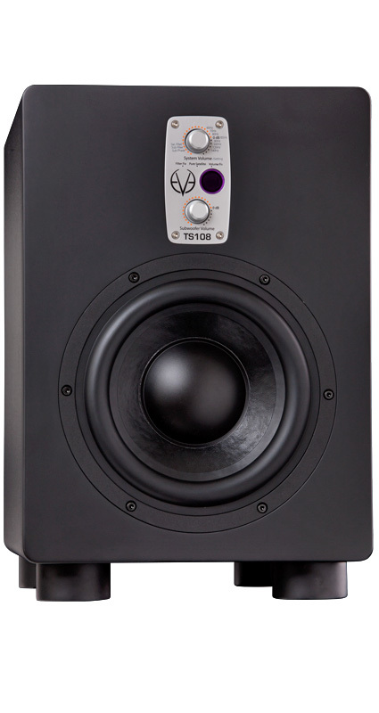 EVE audio TS108 Aktiver 8 Zoll Subwoofer