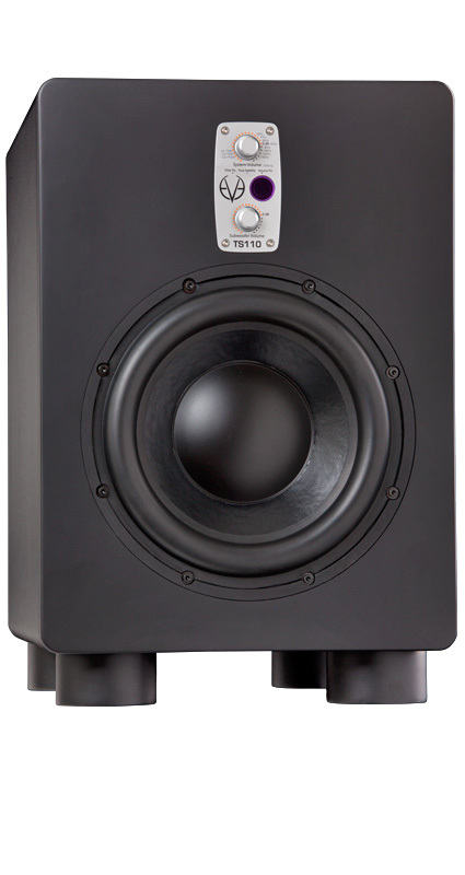 EVE audio TS110 Aktiver 10 Zoll Subwoofer