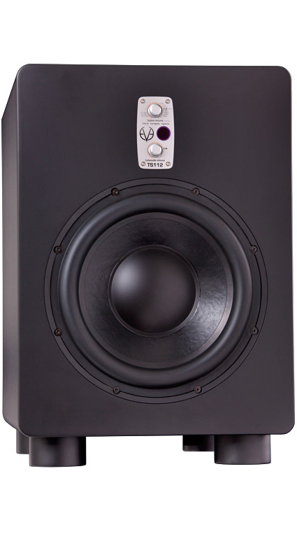 EVE audio TS112 Aktiver 12 Zoll Subwoofer
