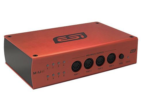ESI M4U eX USB Midi Interface