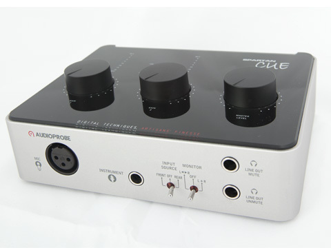 Spartan CUE 110 USB 2.0 Audio Audio & MIDI Interface
