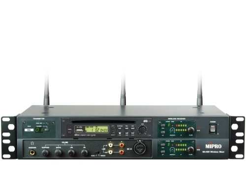 Mipro MA 909D drahtloses Mischersystem inkl. CD/USB