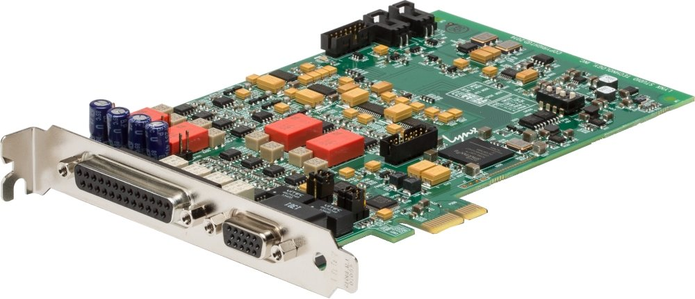 LYNX E44 PCI Express Audiokarte
