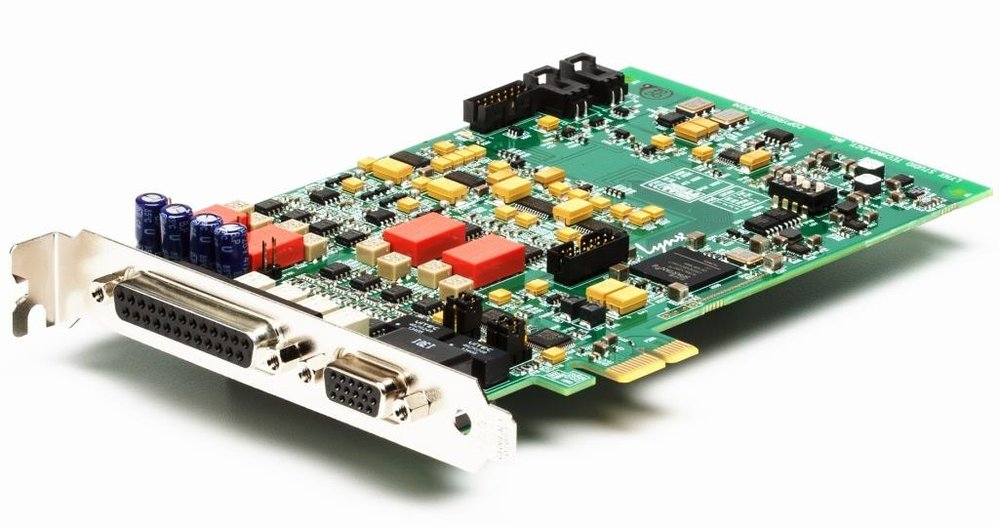LYNX E22 PCI Express Audiokarte
