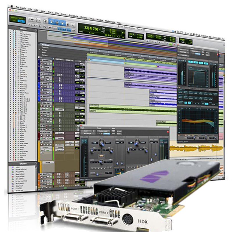AVID Pro Tools HDX Core DSP Exchange Aktion