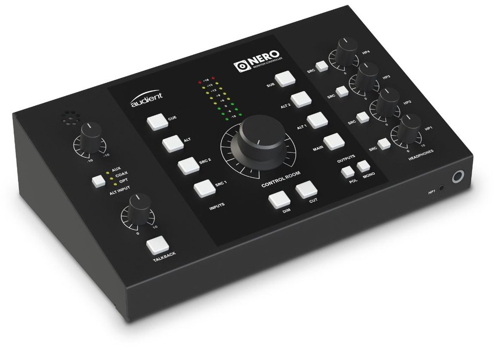 Audient Nero Monitorcontroller