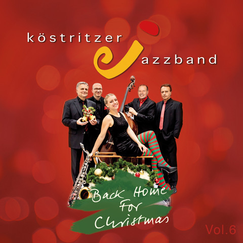 "Köstritzer Jazzband Volume 6.LC: 49227 ""Back Home for Christmas"", A&O Records, Mixing: Stephan Weiser, Mastering: Manfred Votrubec\\n\\n25.11.2019 15:11"