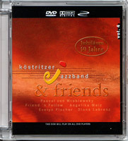 Köstritzer Jazzband & Friends Jubiläums CD Volume 4 Mastering & Authoring CD / DVD-Audio | MES - Digital-Media-Service www.koestritzer-Jazzband.de / {Location}: Magic of Black Produktion, Radefeld\n\n12.10.2011 19:08