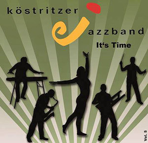 LC05699 It's Time, Köstritzer Jazzband Volume 5. Eine Magic of Black Produktion CD-Mastering | MES - Digital-Audio-Service / {Location}: Magic of Black Produktion, leipzig\n\n12.10.2011 22:04